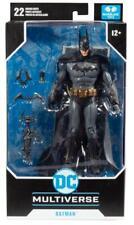 DC Batman Arkham Asylum 7-Inch Action Figure - Batman NIB
