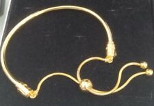Pandora Bracelet 567953CZ-1 (17cm) Moments Sliding Bangle S925 ALE