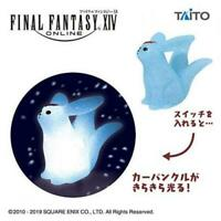 FINAL FANTASY XIV Carbuncle Topaz Hooded  Muffler  SQUARE ENIX NEW F//S