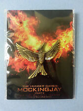 The Hunger Games Mockingjay Part 2 Pin LOOT CRATE EXCLUSIVE NOV 2015 - FREE SHIP