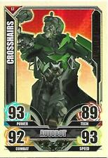 TRANSFORMERS Movie Limited Edition Card LE7 CROSSHAIRS - TOPPS 2005