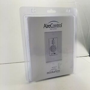 MinkaAire WCS213 Wall Mount 256 Bit AireControl Ceiling Fan Wall Control