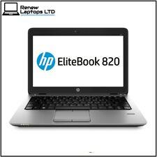 "HP 820 g2 12.5"" Laptop, Intel i7-5600 2.6Ghz, 16Gb RAM, 128Gb SSD, Windows 10"