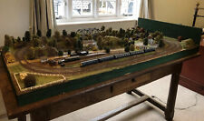More details for model train table n gauge, digital hornby plus 5 electric junctions