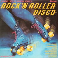 VARIOUS Rock 'N Roller Disco 1979 UK Vinyl LP Record EXCELLENT CONDITION