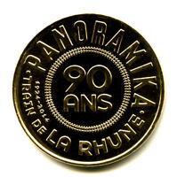 64 SARE 90 ans du petit train de la Rhune, Panoramika, 2014, Monnaie de Paris