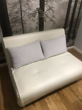 'Haru' Small Double Sofa Bed in Ibis Cream from Made.com