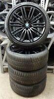 4 BMW Winterräder Styling 664 M 245/40 R19 98V M+S BMW 5er G30 G31 ink RDCi TOP