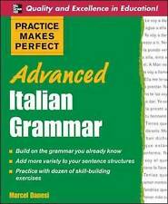 Grammar Italian Paperback Textbooks