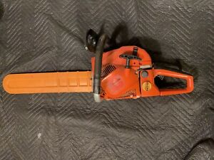 """Timber Pro w/20"""" C56150 Motor Seized For Parts (all There) See 8 Pics MAKE OFFER"""