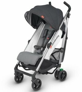 UPPAbaby 2020 G-Luxe Stroller , Jordan (Charcoal)  BRAND NEW!! open box