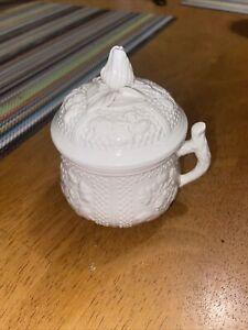 Mottahedeh design Pots De Creme Vintage