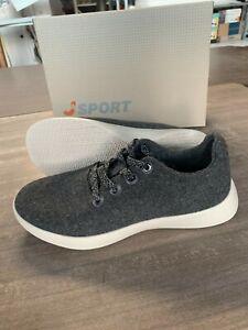NEW Men's Jsport Finch Casual Light Running Shoe Dark Grey Memory Foam Pick Size