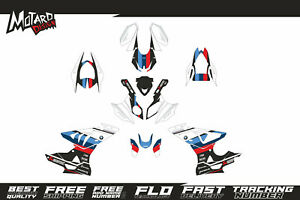 BMW S 1000 RR 2012 2013 2014 S1000RR Graphics kit Decals Superbike