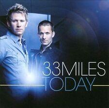 Today * by 33Miles (CD, Oct-2010, Columbia (USA)) W/ Bonus Xmas CD