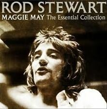 ROD STEWART Maggie May The Essential Collection 2CD BRAND NEW