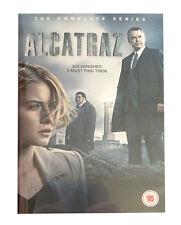 Alcatraz - The Complete Series (DVD, 2012, 3-Disc Set)
