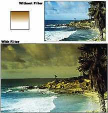 Cokin 132 P132  Gradual Yellow Y1  Filter -P Series - Brand New - CLEARANCE SALE