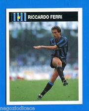 CAMPIONI & CAMPIONATO 90/91 -Figurina-Sticker n. 149 - FERRI - INTER -New