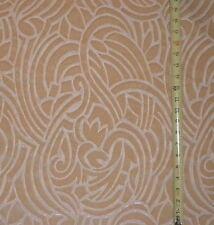 CORRAGIO TEXTILE Sonia 100% Silk Raised Velvet Art Deco New 2 yd upholstery