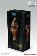 """SIDESHOW COLLECTIBLES_Star Wars_LEIA as BOUSHH 12"""" fig_Exclusive Limited Edition"""