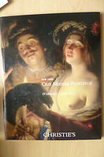 CHRISTIE'S CATALOGUES June 2013- New York Old Master Paintings