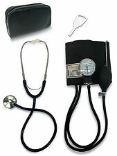 Primacare Adult Blood Pressure Kit Sphygmomanometer D Ring Cuff And Stethoscope