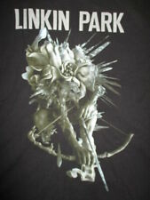 "2014 Linkin Park ""Carnivores"" Concert Tour (Lg) T-Shirt Chester Bennington"
