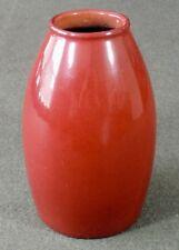 Scheurich Germany 629-18 Red Vase EUC