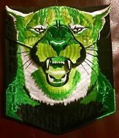 OA TU-CUBIN-NOONIE LODGE 508 UT 2018 NOAC 2-PATCH COUGAR GLOW-IN-DARK DELEGATE