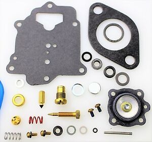 Carburetor Kit fits Jeep M151 Mutt AMC 151 Zenith 13660 B1310 2910-255-02-24 G43
