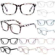 Blue Light Blocking Filter Computer Gaming Glasses UV Protection Ladies Men Kids