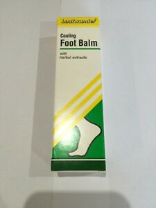 Laufwunder Cooling Foot Balm with Herbal Extracts 75ml
