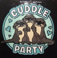 Disney Finding Dory Otters Cuddle Party Pin