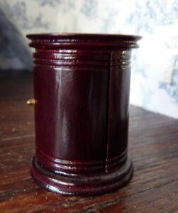Vintage Fantastic Bespaq Rosewood CABINET TABLE 1:12 Dollhouse Miniature