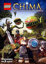 LEGO Legends of Chima: Quest for the Legend Beasts Season 2 Part 1 (DVD), New DV