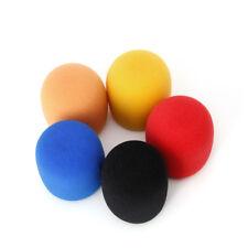 15 Pack Assorted Color Microphone Windscreen Foam Sponge for shure sm58 beta58