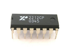 XR2212CP: Precision Phase Locked Loop IC: 16-Pin: Great Price: Hard to Find Item