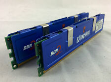 Kingston HyperX 2gb (2x1gb) pc2-6000 ddr2 750 240-pin Desktop RAM (khx6000d2/1g)