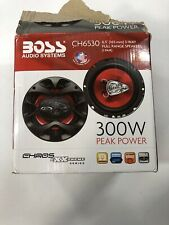 Boss CHAOS EXXTREME CH6530 3-Way 6.5in. Car Speaker (Open Box)
