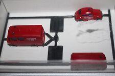 Wiking 0934 49 Feuerwehr Einsatzfahrzeuge 1:160 Spur N OVP