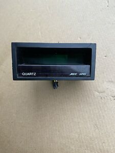 83 84 85 86 87 CRX, Civic Digital Clock Dashboard Console Panel Garnish OEM