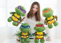 Teenage Mutant Ninja Turtles plush toys gift present for children Birthday