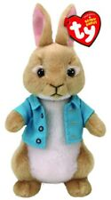 NEW TY Beanie Babies Peter Rabbit - Cottontail from Mr Toys