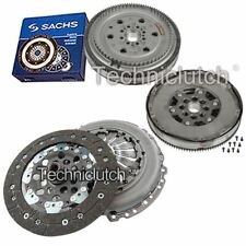 CLUTCH, SACHS DMF AND LUK CSC FOR VAUXHALL TIGRA TWINTOP CONVERTIBLE 1.3 CDTI