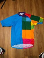 Bishop Microsoft Cycling Jersey Mens Medium