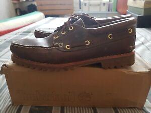 Timerland Deck Shoes UK9 BNIB