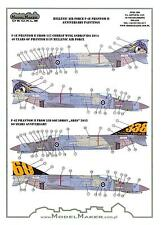 Model Maker Decals 1/72 F-4E PHANTOM II 40 Years in Greek Air Force Service