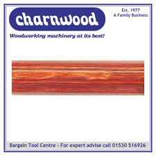 CHARNWOOD Woodturning CW02 Wooden Pen Blanks Red