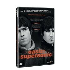 DVD OASIS SUPERSONIC 5051891147522